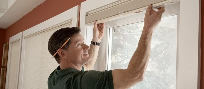 آموزش اندازه گیری ابعاد پنجره